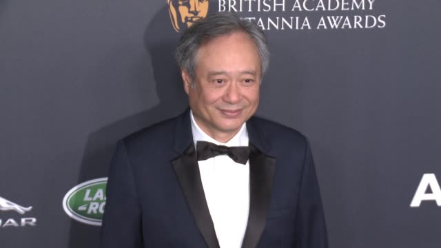 Ang Lee at 2016 AMD British Academy Britannia Awards Presented by Jaguar Land Rover and American Airlines in Los Angeles CA
