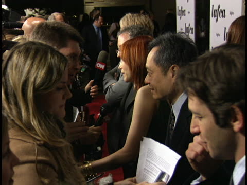 Ang Lee at the LAFCA Los Angeles Film Critics Association Awards at Park Hyatt Century City in Century City CA