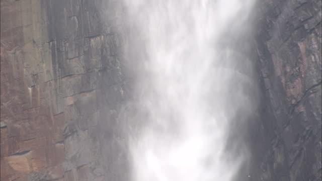 Angel Falls In Auyantepui