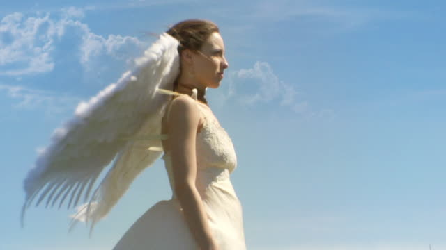angel - angel stock videos and b-roll footage
