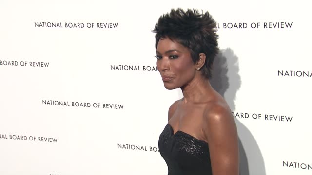 Angela Bassett 2013 National Board Of Review Awards Gala Arrivals at Cipriani Wall Street on January 08 2013 in New York New York
