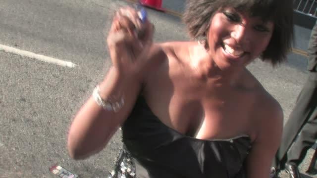 angela bassett arrives at green lantern premiere in hollywood - angela bassett stock videos & royalty-free footage