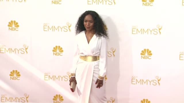 Angela Bassett at 66th Primetime Emmy Awards Arrivals in Los Angeles CA