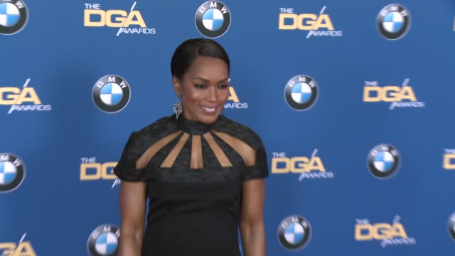 Angela Bassett at 68th Annual Directors Guild Of America Awards in Los Angeles CA