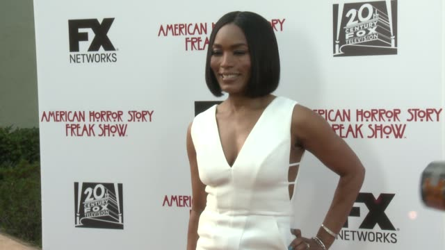 Angela Bassett at FX's American Horror Story Freakshow FYC Special Screening And QA at Paramount Studios on June 11 2015 in Hollywood California