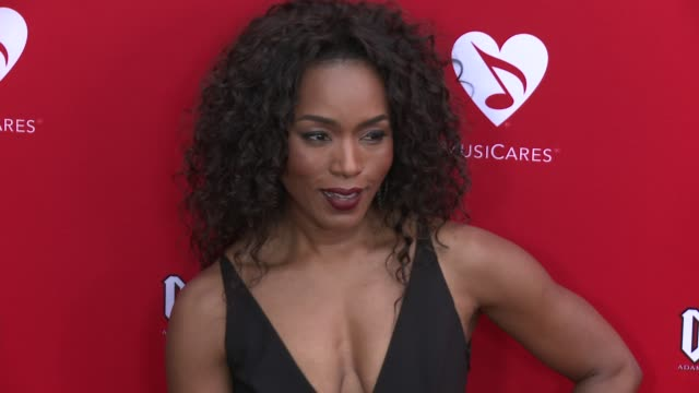 Angela Bassett at the 12th Annual MusiCares Map Fun Benefit Concert Honoring Smokey Robinson at The Novo by Microsoft on May 19 2016 in Los Angeles...