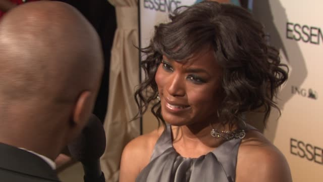 Angela Bassett at the 4th Annual ESSENCE Black Women In Hollywood Award Luncheon at Beverly Hills CA