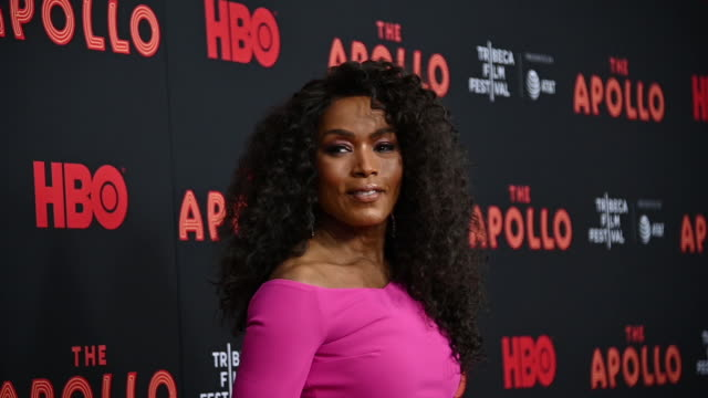 angela bassett at the apollo 2019 tribeca film festival at the apollo theater on april 24 2019 in new york city - tribeca stock videos & royalty-free footage