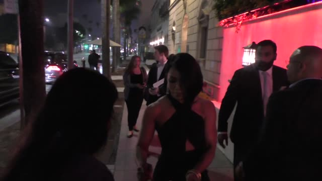 angela bassett at the london has fallen premiere after party at blvd 3 nightclub in hollywood on march 01, 2016 - angela bassett stock videos & royalty-free footage