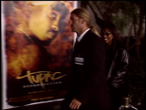 Angela Bassett at the 'Tupac Resurrection' Premiere at the Cinerama Dome at ArcLight Cinemas in Hollywood California on November 4 2003