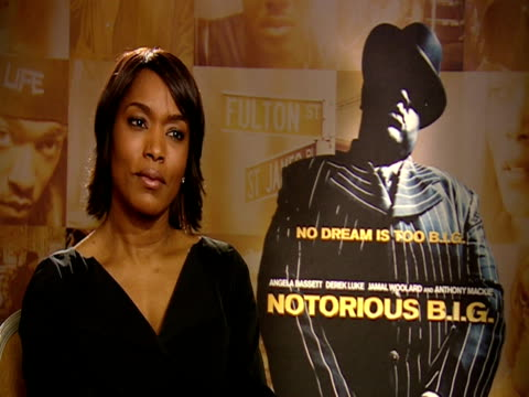 angela bassett on her academic background of african american studies and involving that in popular culture at the 59th berlin film festival:... - african american culture stock videos & royalty-free footage