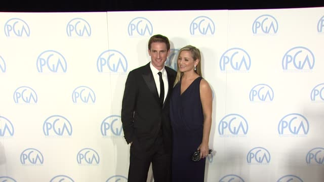 angela kinsey at the 23rd annual producers guild awards on 1/21/12 in beverly hills ca - angela kinsey stock videos and b-roll footage