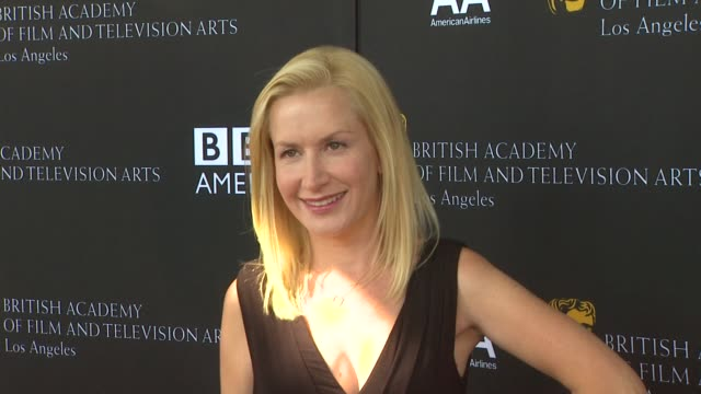 angela kinsey at the 9th annual bafta los angeles tv tea party at beverly hills ca - angela kinsey stock videos and b-roll footage