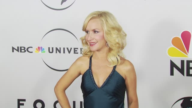 angela kinsey at the nbc universal 67th annual golden globe awards afterparty at beverly hills ca - angela kinsey stock videos and b-roll footage
