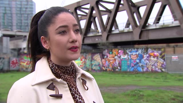 Angela Merkel has backs proposed changes to make it easier to deport asylum seekers who commit crimes ENGLAND London EXT Nina Schick interview SOT