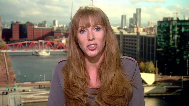 """angela rayner saying the public """"demand"""" that the government publish minister's interests - hobbies stock videos & royalty-free footage"""