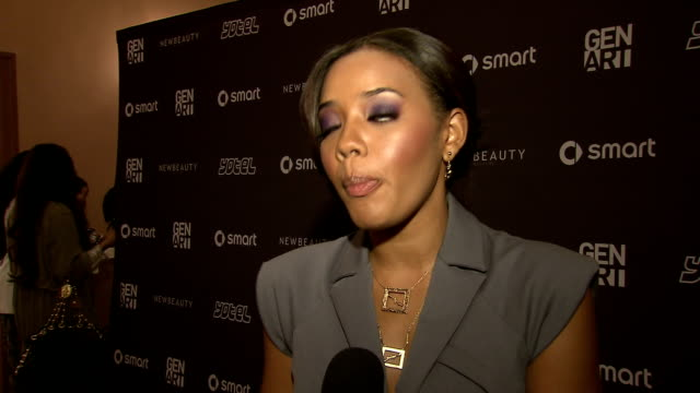 Angela Simmons on supporting new designers