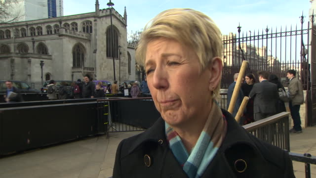 Angela Smith saying some Labour MP's are 'being pushed to the edge' by some of the positions taken by Jeremy Corbyn