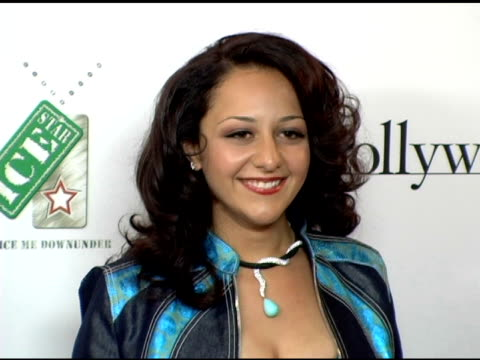 vidéos et rushes de angelica at the hollywood life magazine's breakthrough of the year awards at the henry fonda theatre in hollywood, california on december 4, 2005. - henry fonda theatre
