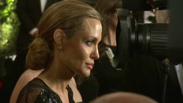 Angelina Jolie at Academy Of Motion Picture Arts And Sciences' Governors Awards in Hollywood CA on
