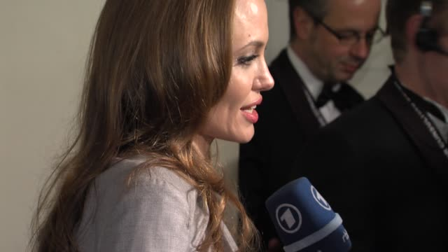 Angelina Jolie at Cinema For Peace Gala 2012 in Berlin on January 13th 2014