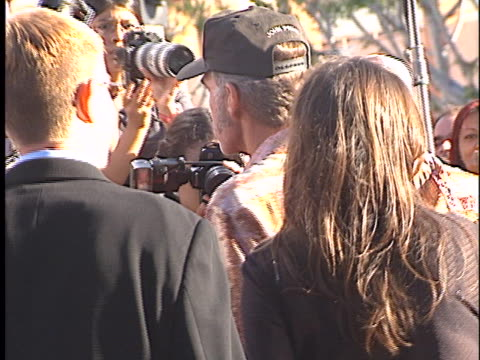 Angelina Jolie at the Gone in 60 Seconds Premiere at Westwood in Westwood CA