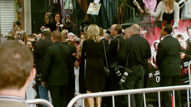 Angelina Jolie at the 'Ocean's Thirteen' North American Premiere at Grauman's Chinese Theatre in Hollywood California on June 5 2007