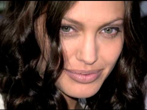 Angelina Jolie Sizzle Reel