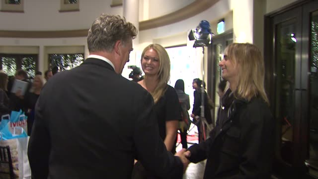 stockvideo's en b-roll-footage met angeline rosetroy at the 14th annual women's image network awards on 12/12/12 in los angeles ca - women's image network awards