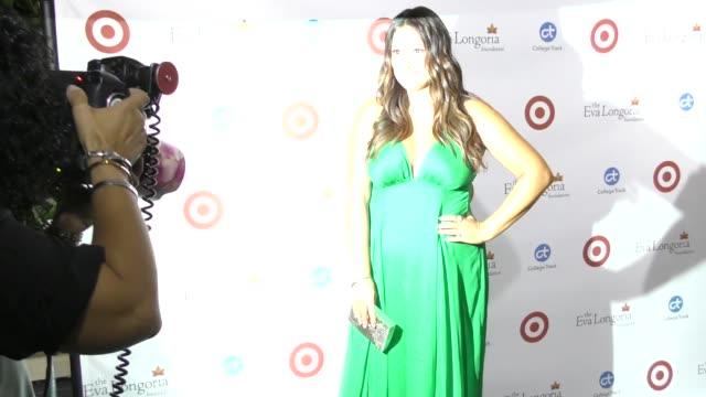 Angelique Cabral at Eva Longoria Foundation Dinner Gala on October 12 2017 in Beverly Hills California