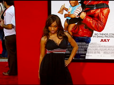 angell conwell at the 'little man' premiere at the mann national theatre in westwood california on july 6 2006 - mann national theater stock videos and b-roll footage