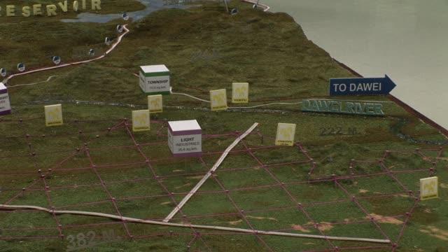 vídeos y material grabado en eventos de stock de anger is growing in villages earmarked to be flattened for a huge industrial area in southern myanmar. clean: industrial development plan sparks... - sparks