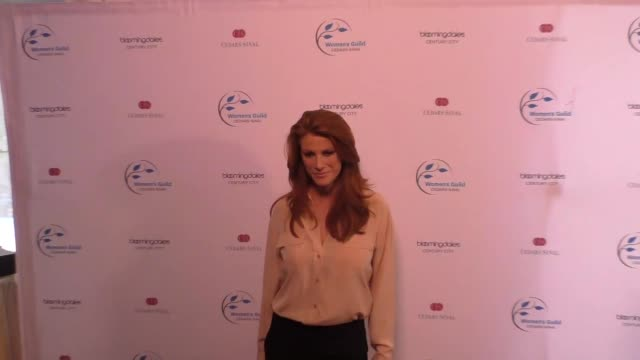 Angie Everhart at the 2017 Women's Guild CedarsSinai Annual Spring Luncheon at the Beverly Wilshire Four Seasons Hotel on April 21 2017 in Beverly...