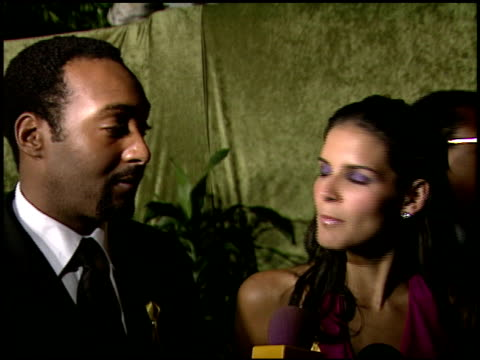 angie harmon at the 2000 hbo emmy party at spago in beverly hills, california on september 10, 2000. - angie harmon stock videos & royalty-free footage