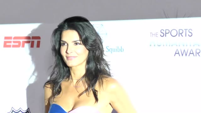 angie harmon at the 3rd annual sports humanitarian of the year awards on july 11, 2017 in los angeles, california. - angie harmon stock videos & royalty-free footage