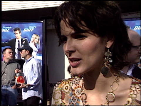angie harmon at the 'agent cody banks' premiere on march 8 2003 - angie harmon stock videos & royalty-free footage