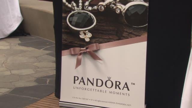 Angie Harmon Hosts PANDORA Mother's Day Event at the Angie Harmon Hosts PANDORA Mother's Day Event at Santa Monica CA