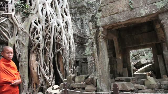 Templo de Angkor ruinas