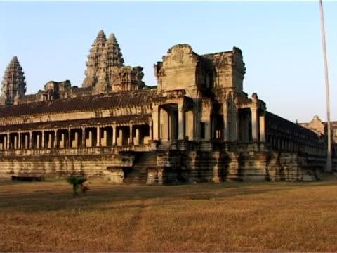 angkor wat - phnom penh stock videos and b-roll footage