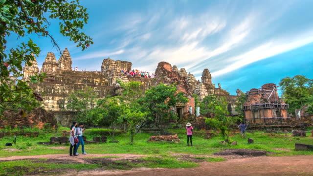 angkor wat - cambodia stock videos & royalty-free footage