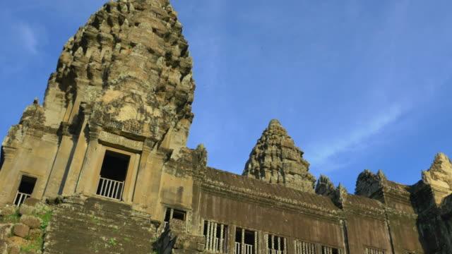 angkor wat - buddha stock videos & royalty-free footage