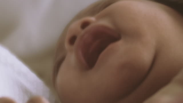 angry baby - crying stock videos & royalty-free footage