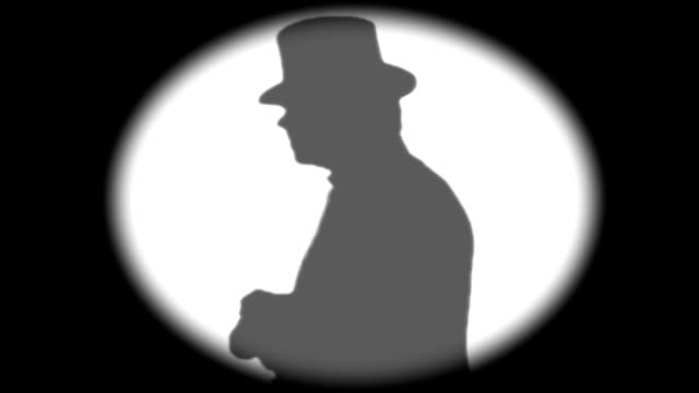 angry victorian gentleman - victorian stock videos & royalty-free footage