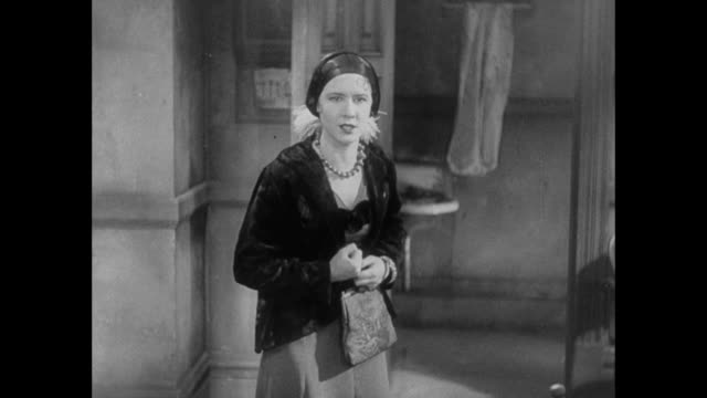 """1931 angry woman says: """"you stool pigeons"""" - 1931 stock videos & royalty-free footage"""