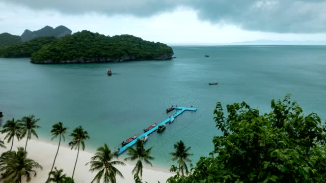 Angthong Islands, koh Samui, Suratthani, Thailand