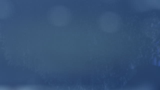 animated blue background with frost - dark blue stock videos & royalty-free footage