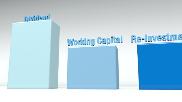 vídeos y material grabado en eventos de stock de hd: animados gráfico gráfico de negocios - diagrama