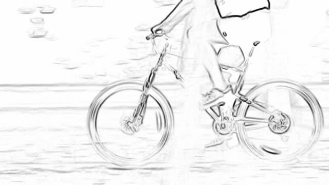 HD: Animated Cycling