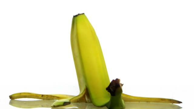 animated impatient bannana.. - puppet stock videos and b-roll footage