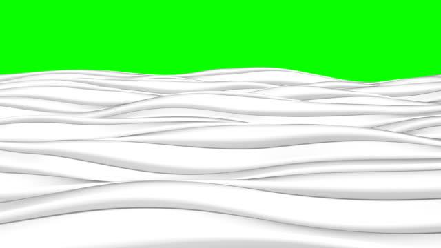 animated sea background 4k. cartoon nature. - sea robin stock videos & royalty-free footage